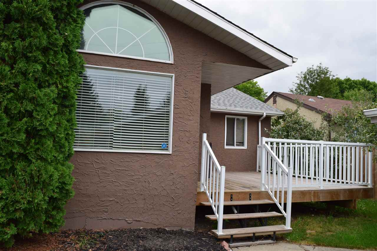 Welcome home to this upgraded 1263 sq ft bungalow with fully developed basement. New roof (2015) on garage and house, new furnace(2016) and upgraded hot water tank. The kitchen is a dream with high end stainless steel applainces ,granite counter, tons of cabinetry and HEATED TILE FLOORS.Double detached garage, newer deck and fully fenced south facing yard. Amazing value! Act fast!
