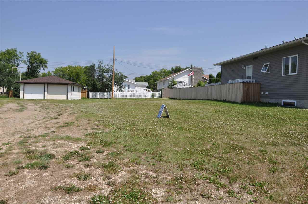 Serviced lot close to downtown. Walking distance to all amenities: doctors, insurance services, grocery stores, fitness centre and much more. Onoway has a wonderful elementary school and a BRAND NEW HIGH SCHOOL!! A great community to call home! Build your house here!