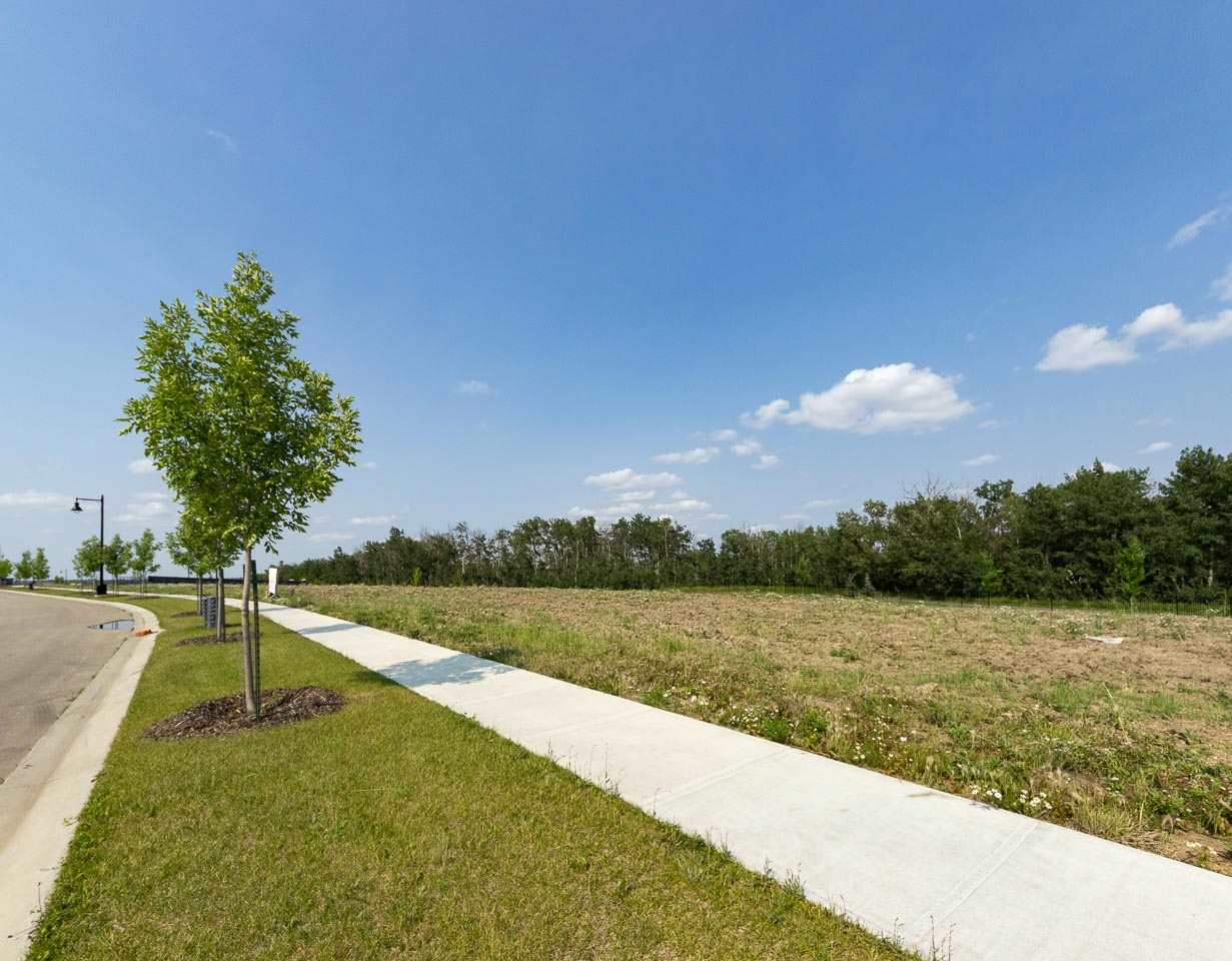 Located in prestigious Westpointe of Windermere this exceptional walkout ravine lot boasts a perfect location to design and build your dream home. The building site is 12,746.6 sq.ft. in total size with 64.7 ft frontage and a building pocket of 51.6 ft. Take advantage to purchase direct from the developer and create your own special residence with the builder of your own choice. Please note GST is payable on the lot purchase. Please visit Realtor?s website for additional information.