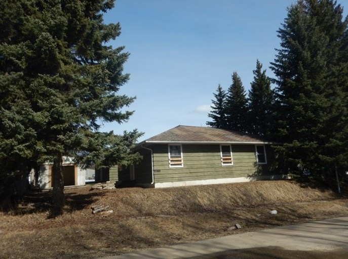 Affordable REVENUE INVESTMENT Tri-Plex situated in the hamlet of Lodgepole just 20 minutes west of the the strong local economy of Drayton Valley Alberta. 2400 sq ft Three unit property consists of 1@ 1200 sq ft 2 bedroom unit, 1@ 600 sq ft 2 bedroom unit and 1@ 600 sq ft 1 bedroom unit. Consider the opportunity to live in one of the units while collecting revenue on the balance paying the mortgage or generating consistent cash flow. Property sits on 2 lots with mature tree borders. Great opportunity to own
