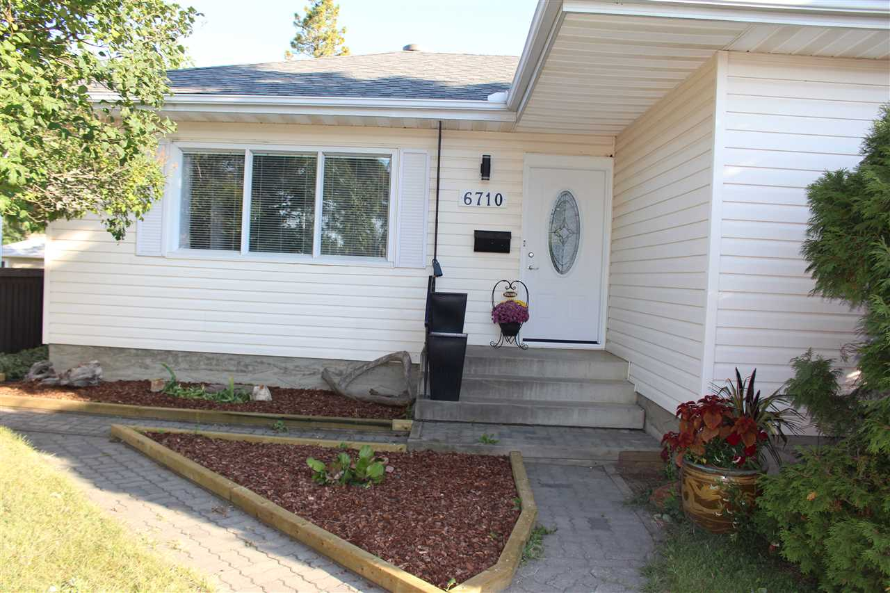 A rare find in the highly desirable Capilano area.  This home is meticulously renovated from top to bottom and awaits a new owner.  This 4 bdrm plus den bungalow comes with so much to offer.  It includes new windows, new doors, new flooring throughout, new paint, new trim,  2 full baths, upgraded electrical, newer shingles and a double detached garage.  The beautiful new kitchen comes with quart countertops and all new stainless steel appliances.  The basement has an oversized large bedroom and good sized den that can be easily converted to a 5th bedroom.  It also has a huge family room with lots of windows to entertain family and friends.  This Capilano home is close to all amenities and walking distance to schools, fitness centre, Edmonton River Valley, and public transport.  This gorgeous home will not last?.