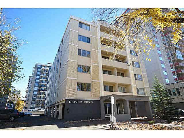 Great condo located at the top of Victoria Park Road, right beside the river valley. This unit is located on the second floor in Oliver Ridge condos, and is ready for a new owner. Whether a student, professional or an investor looking for a rental unit, this home is a good value.This one bedroom, 1 bathroom unit is 495 square feet and has had a few upgrades including kitchen cabinets and flooring. Close to the University, Grant Mac and downtown this unit is a great find.