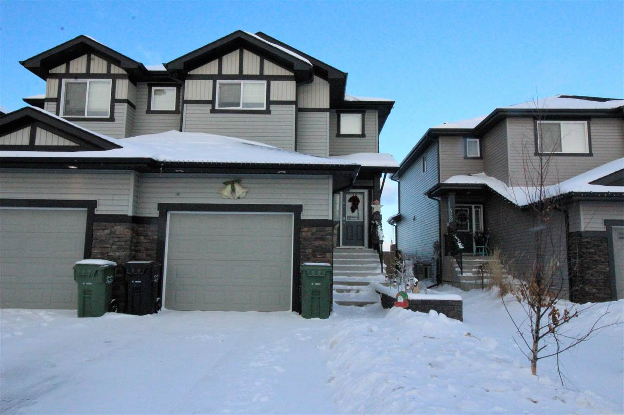 Welcome to this well cared for home in the Robinson Subdivision!  Front entry has plenty of space for greeting family and friends. Open Concept living/eating area with a west view of the fenced yard.  Deck has phantom screens and a gas line for BBQ.  A 3 piece ensuite with shower and walk-in closet complete the master bedroom.  Upper floor laundry room with NEW PEDESTAL washer and dryer purchased in 2016 , 4-piece bath and 2 other bedrooms.  The basement has a professionally finished 4-piece bath.  Awaiting your ideas to complete downstairs. The front yard has a brick flower bed.