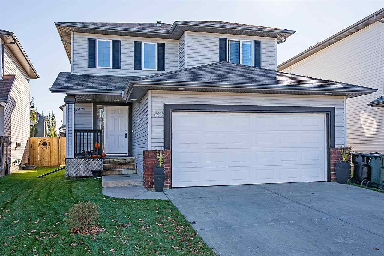 Don't let this one get away.. This 1,671 SqFt 2 Storey is well maintained & perfect for any family or a 1st time home buyer. The open concept main floor features a large, functional kitchen with a peninsula island, plenty of cabinets & a corner pantry. The living room is a great place to relax or cozy up to the gas fireplace. The dining area has patio doors that lead out to a deck overlooking the fully landscaped back yard. A 1/2 bathroom & laundry area completes the main floor. The upper floor has 3 large bedrooms that includes a spacious master bedroom - complete with a full ensuite (shower, soaker tub) & walk in closet. A double attached garage rounds out this beautiful home. New Paint in July, 2017 & New Lino flooring in 2016. Located in the neighbourhood of Foxboro, you would be conveniently close to schools, parks, playgrounds, trails & public transportation. No better place to be!
