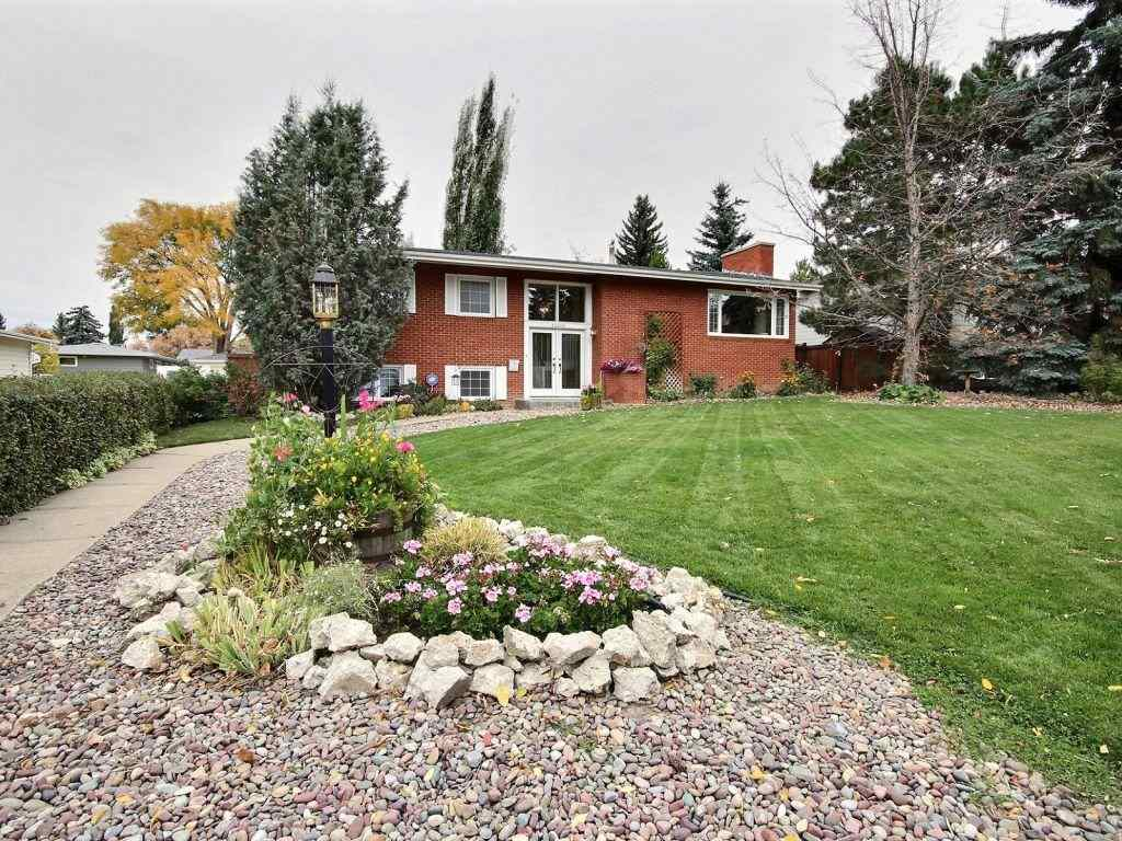 Exciting opportunity to live in the heart of Grandview Heights. This attractive brick Bi-level home is located on a quiet cul de sac surrounded by mature trees. With an abundance of natural light, this south facing home is close to walking and biking trails in the river valley and Whitemud ravine. It is walking distance to Grandview Heights Elementary/Junior High School and a short commute connects you to the University of Alberta, LRT, and Downtown. Recent upgrades include windows, high efficiency furnaces, and roofing. A nicely landscaped backyard with fire pit and patio is excellent for entertaining family and friends. This delightful home in a fabulous community is a must to consider.