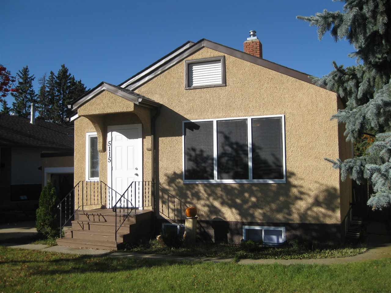 ATTENTION first home buyers! Check this 3 bedroom 2 bathroom home with attached garage located in a beautiful neighbourhood in Stony Plain. This property was lovingly maintained and substantially ungraded over the last years. It is super clean and MOVE-IN ready, with fresh paint, updated hardwood and laminate floors, new interior doors, light fixtures, spacious bedroom and 3 piece bathroom in the basement. Large backyard has a new deck and a new fence all around. This lovely home is located across the street from the huge park. Community Arena and swimming pool is in a short walking distance. Schools, shopping and fine dining are all close by. IMMEDIATE POSSESSION available!