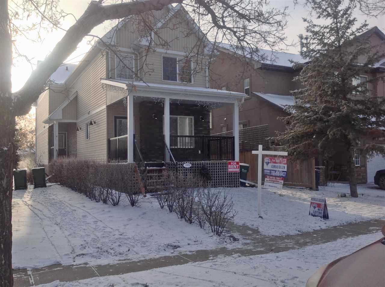 This quality built 2 storey 1/2 duplex condominium is in a great location.  This home has 4 bedrooms including huge master suite,. 2 full bathrooms and 1 1/2 bath.  There is 1280 sq. ft. above plus full finished basement resulting in about 1900 sq. ft of developed living space.  Beautiful maple cabinets thru-out featuring stainless steel appliances.  High quality laminate flooring and  heated tile areas.  The owner wants both units sold together.  Show and sell with confidence.