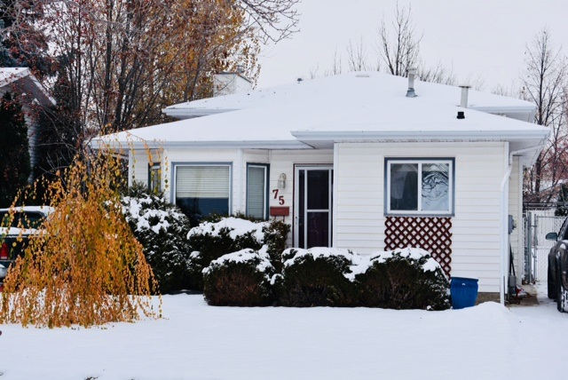Down Sizing? Just Starting Out?  LOOK NO MORE!  This super cute 4 level split home on Dayton Crescent is just what you're looking for!  Fully developed home. Main floor with galley kitchen, nice size eating nook and a spacious cozy living room! Upstairs you'll find three bedrooms and the main bath. Third level features the family room with gas fireplace, 3 piece bath with shower and a wet bar. Den or office area down on the fourth level. Extended driveway & huge back yard! There's plenty of room for a garage if that fits your needs.