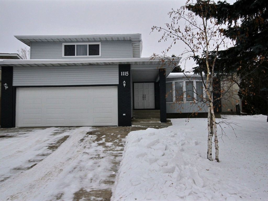 Beautiful fully renovated 2 storey split. Huge kitchen with large quartz island. New flooring throughout. All new windows. New roof, front siding, fireplace, and hot water tank. Upgrades too many to mention. Half bath on the main floor, ensuite/walk in closet off the master and a full bath with 2 sinks on the second floor. A must see property. Huge back yard with mature trees and a new deck. 4 bedrooms upstairs and 2 rooms in the finished basement that can be used as an office/spare room. Plenty of storage throughout.