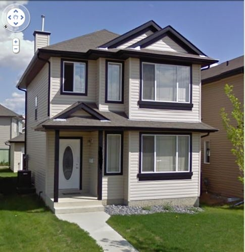 This Lovely home is located in the wonderful community of Suder Greens and within walking distance to Shopping, Schools, Parks, and Public Transportation. Anthony Henday Drive, Whitemud Freeway, and Highway 16a are within a few minutes drive. Offering 3 bedrooms with 4 baths and a fully finished basement also a family room and large kitchen on the main floor plus a bonus room upstairs. Completing this wonderful home is a double detached garage, large deck and a fully landscaped yard. This is a wonderful home for a young family and a fantastic location close to many amenities.