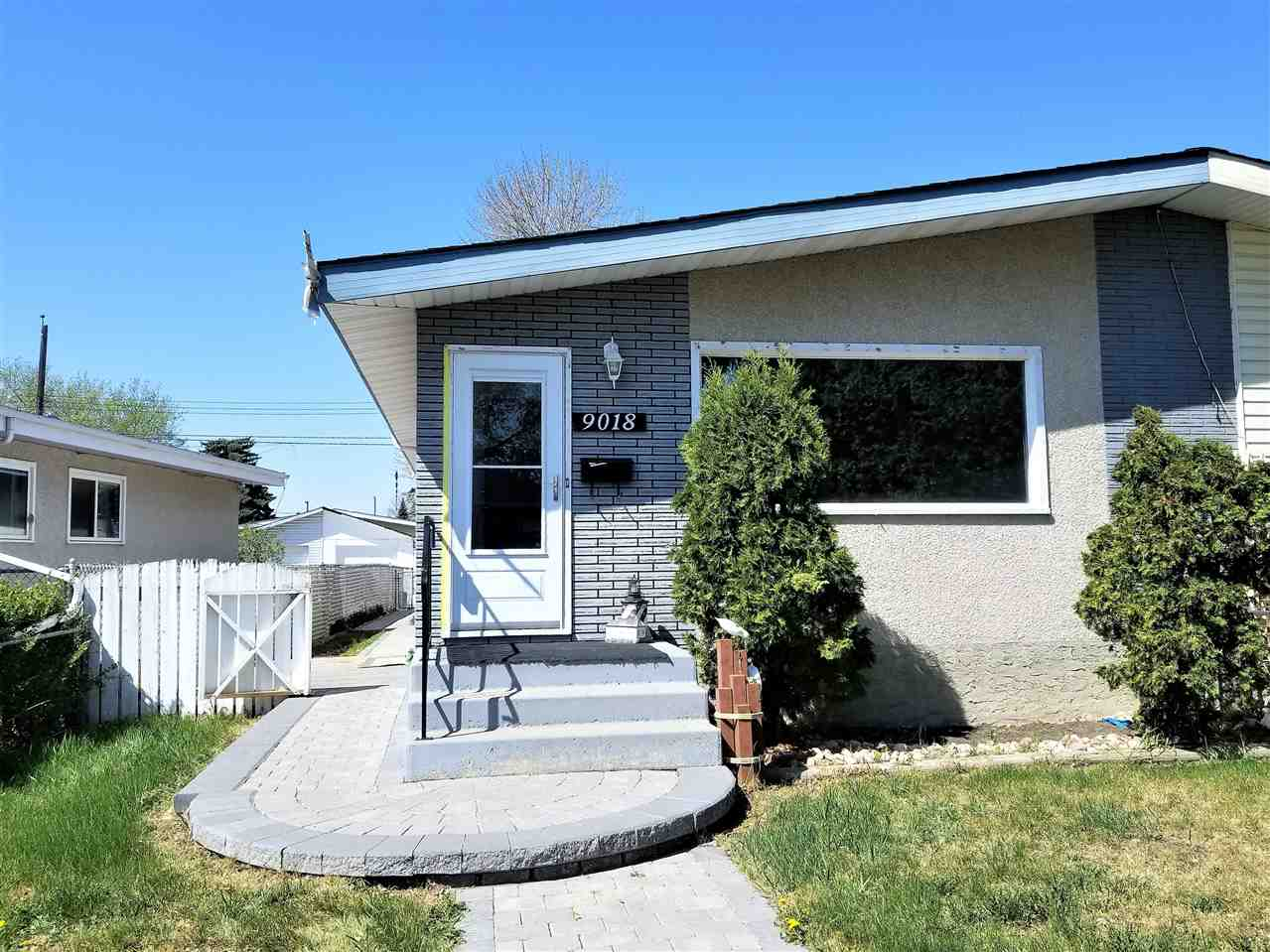 Looking for an Affordable Home Close to Schools, Parks, Playgrounds, Shopping and only 15 mins from Downtown? This 1/2 Duplex in Ottewell might just suit your needs! Perfect for a First Time home buyer or Investor this 3 Bedroom home with a Dining Area, & Side Entrance is perfect for teenagers and their friends. The basement is nearly finished with a 3 piece Bath, all you need to add is flooring. There is room to build a rear garage if you wish. Upgrades include some New Windows, New Front Steps, New Front Railing, New front & side stone Walkway (worth 10K), New Hot water Tank & Newer Laminate on the Main floor. This home has 100 Amp Service, is a reasonable distance to Vimy Ridge Hockey Academy, Bonnie Doon & Capilano Mall.