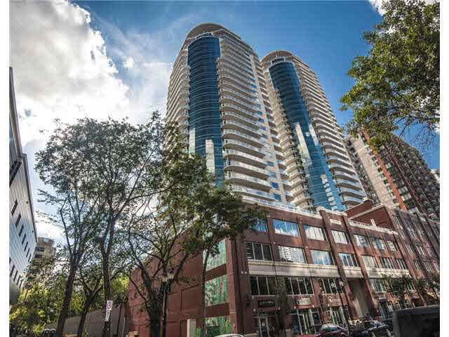 Wonderful and spacious 1 bdrm in the most superb location! This cared for home is on the 12th floor with a west view overlooking the park. Here you will find a functional spacious plan appointed with contemporary decor, sleek cabinets, SS appliances all in like new condition. Large balcony with gas line is perfect to soak up the sun and to marvel at spectacular sunsets. If space is what you need you will find here including the parking stall. Enjoy this Urban Village with unique shops and cafes. Farmer?s Market, the Business/Financial Hub, Fine/Casual Dining, Theater/Arts, Fitness, Shopping, Transportation, River Valley,  Macewan and all within minutes, LRT is across the street connecting you with the city including UofA , Nait and Southgate. Walk to the Ice District and take in all it offers. Located on sought after 104 Street Warehouse District; one of World's most walk-able. Some things never change Icon I and and the allure of 104th street, an investment you can count on and a lifestyle you will love.