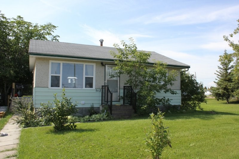 PERFECT STARTER HOME OR REVENUE PROPERTY. This 720 sqft home has 2 bedrooms, a 4pc bath, some new windows, recent flooring with new trim, and a wheelchair accessible ramp. It's very clean and well looked after. Basement is clean and dry and partially finished with the laundry area and lots of storage. Situated on a large 83x140 lot and a half in a quiet neighborhood. The adjacent lot (50x140) is also available. This could be your opportunity to own 2.5 lots. There has been some recent development in the area and this would be an ideal location to build your dream home.