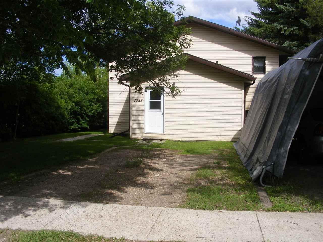 """Great Starter Home"" This affordable 1024 sq ft home in Myrnam features newer flooring throughout the home. Boasts cathedral ceilings and has a open concept design on the main level. Three large bedrooms make this a great family home."