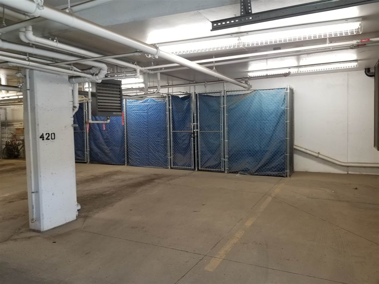 Rare opportunity to own a heated underground parking stall with storage cage in serenity gardens! 1.5X in size!