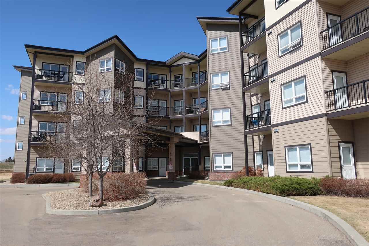This fully furnished 747 sq ft 2 bedroom top floor condo is in immaculate condition and boasts a very nice view with a private balcony. Unit is open concept with a spacious kitchen and cozy living room and a 4 piece bathroom. With the 9 foot vaulted ceilings and central air conditioning you will feel right at home. Unit also comes with Washer/Dryer in-suite and all appliances. The building itself is secure and extremely well kept. Condo fees include exterior maintenance, heat, insurance for common areas, landscaping and snow removal, professional management, reserve fund contribution, water and sewer.