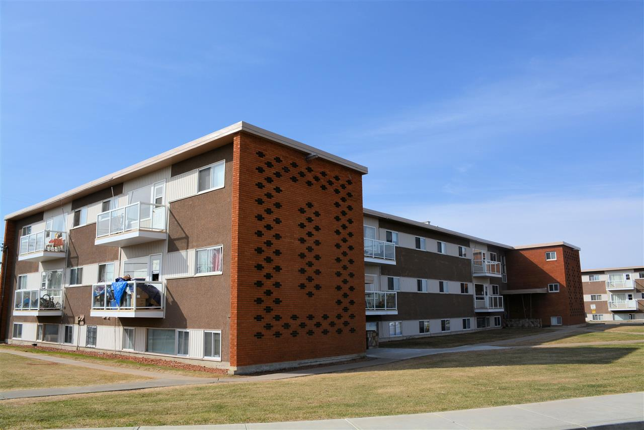 Ottewell is a family based community located in SE Edmonton. The location is perfect with easy access to shopping, schools & public transportation. If you are a handy person, this 2 bedroom 2nd floor unit can be easily transformed into a Gem for a student, first time home buyer or investor. Each room is a decent size with a garden door off the living room leading to a large balcony.