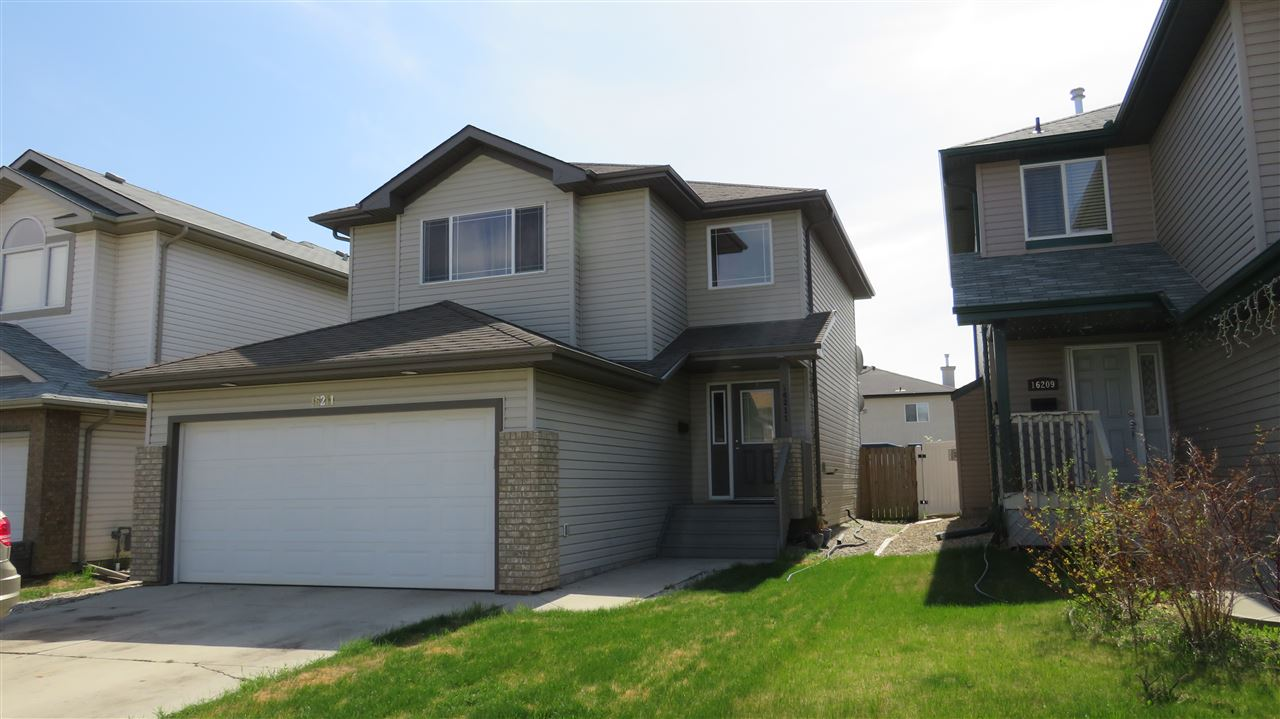 Reid Built home  2 story in Brintnell. Beautiful open concept floor plan with no wasted space. The main floor features high quality laminate flooring, a spacious kitchen with raised eating bar and walk in pantry, laundry room, and family room. Upstairs you will find 3 spacious bedrooms including a large master bedroom with a huge window, a 4 piece en suite and walk in closet. Enjoy the hot summer on the large wooden deck with a natural gas line for BBQ, and the fully fenced & landscaped . Shopping complex close to Manning Freeways.Close to schools, shopping, and public transportation.