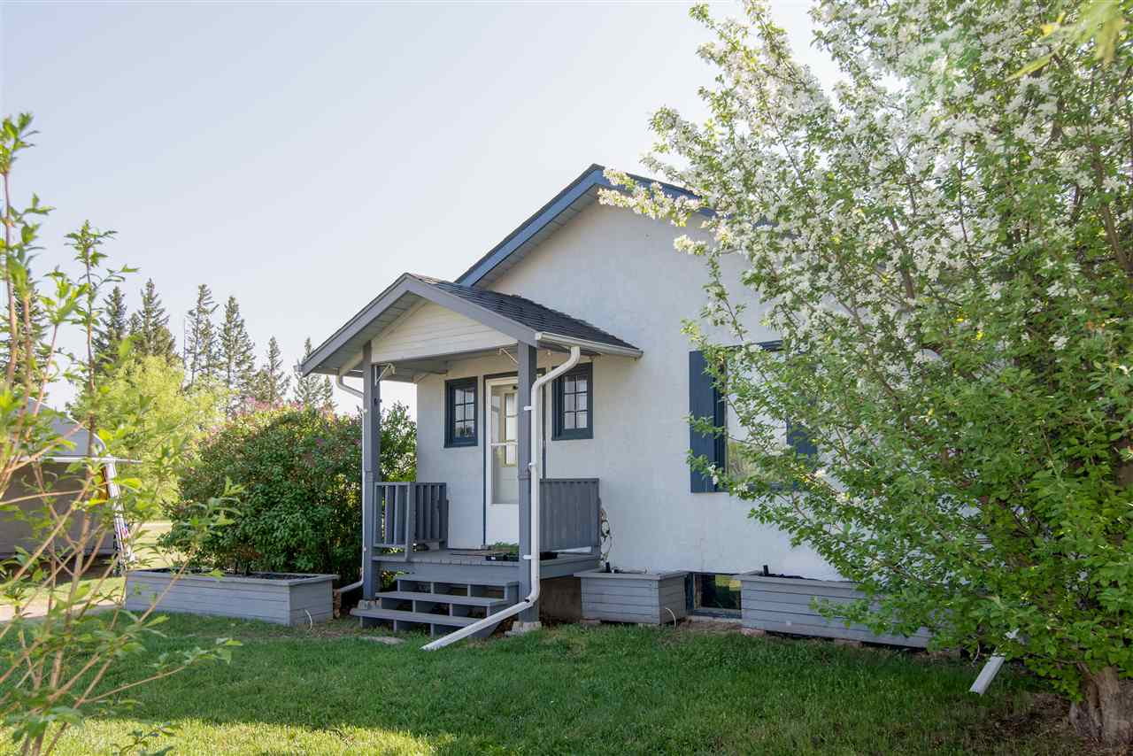 This quiet property on the edge of Fort Kent is a steal - a large corner lot with beautiful trees and garden space, large carport, and quaint house that has been extensively updated. The 2 bedroom, 1 bathroom home has bright living spaces and a beautiful, completely renovated kitchen. Laundry and extra storage can be found in the basement.