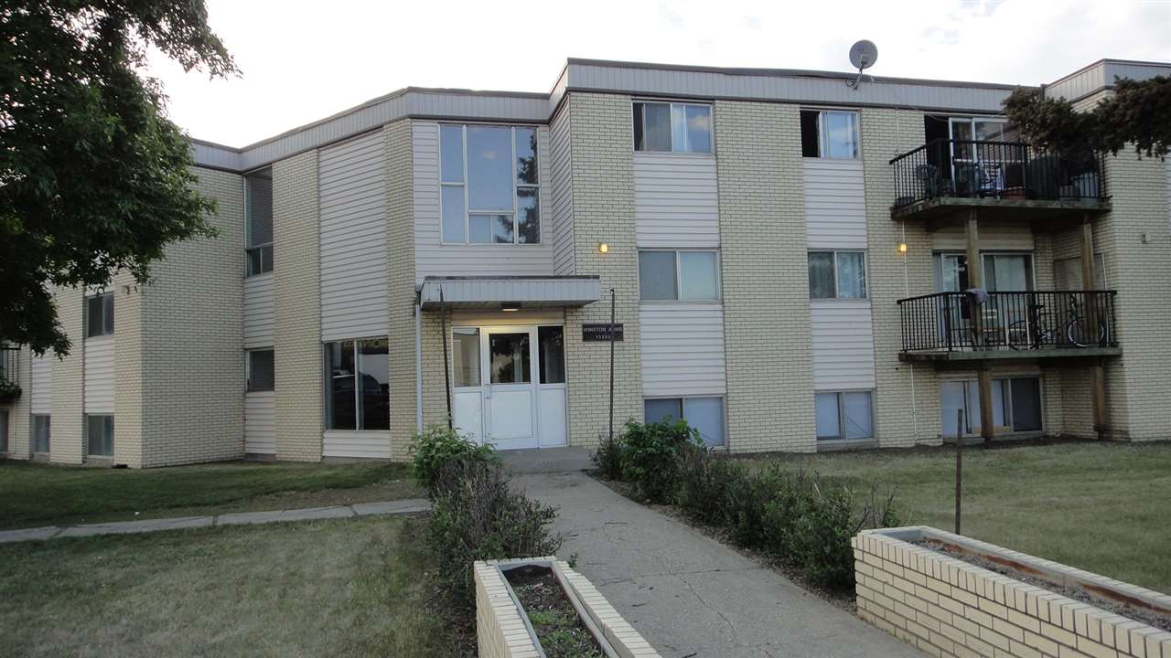 Welcome to this 2 bedrooms, 774 sq.ft. condo located in the community of Belvedere, north-east Edmonton. It is conveniently located near LRT station, shopping, park playground and public transportation. This unit is located on main level. Upgraded kitchen and bathroom, newer flooring - ceramic tiles and laminated flooring. Move-in condition. Condo Fee is $314/month (included heat, water/sewer, landscape/snow removal, insurance in common area, professional management, reserve fund contribution). Possession is 30 days or negotiable.