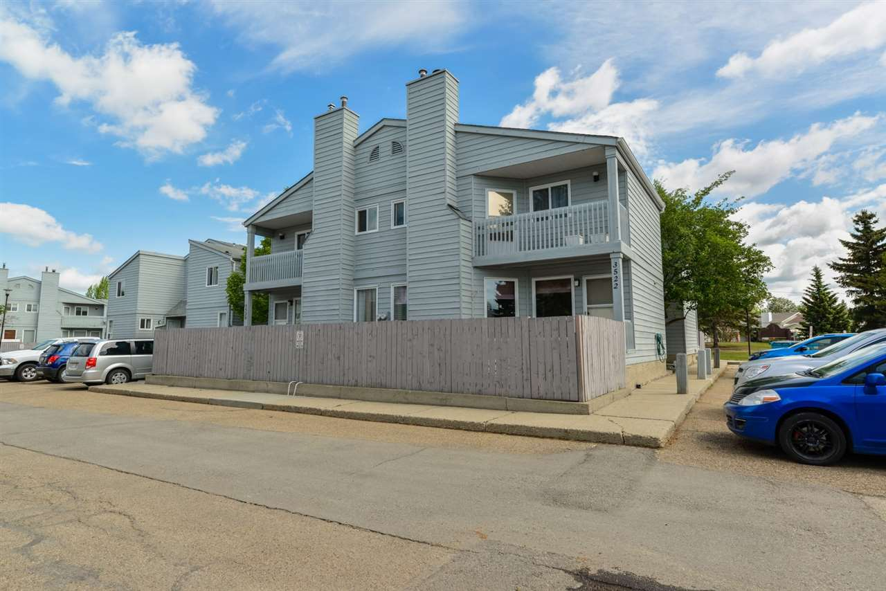 Welcome to this lovely 4 bedroom condominium in Minchau.  The main floor offers a living room with wood burning fireplace, kitchen, dining area, 2 piece bath and the laundry room.  Upstairs is a 4 piece baths and 3 bedrooms with the master having direct access to a private balcony.  The fully finished basement includes a recreation room, a bedroom and a 3 piece bath.  Located close to public transportation, schools, park, playground and golf.   Fully fenced private yard.