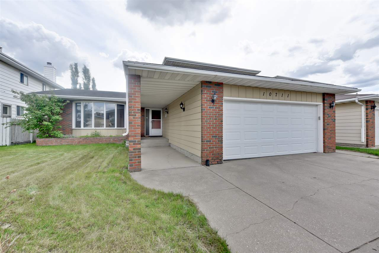 Welcome home to this beautiful 6 bedroom, 4 bathroom home right in the heart of South Edmonton! This property has a huge investment opportunity, with the makings for a second kitchen in the basement this home has plenty of areas to upgrade for a great return on investment! But with the upstairs main kitchen already being renovated, it is completely move in ready so you can do the renovations as you have time! Now get ready to start checking off your wish list, this home welcomes you with a large front entry which flows into the living room. Overlooking the living room is the dining room which is connected to the upgraded kitchen with ceiling high cabinets! The kitchen is also warmed by a second family room area with a beautiful brick face wood fireplace! This home is also located only walking distance from Rideau Park School, 5min drive from South Common, and has easy access to Whitemud Dr, Queen Elizabeth Highway, and the Anthony Henday! Do not miss out on this great investment opportunity!!