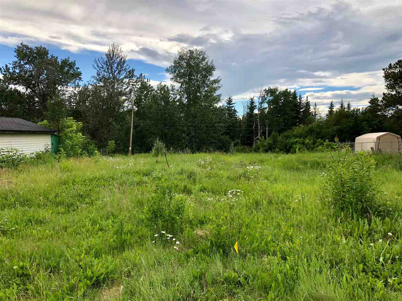 1.5 LOTS FOR SALE IN ATHABASCA. GREAT INVESTMENT FOR builders or real estate developers! This large vacant lot is a great location on a quiet street backing treed land and zoned to build for a multifamily! Located on the east side of town with a close walk to all amenities! Why buy used when you can build your new dream home or investment!