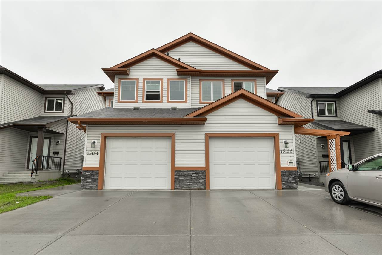 Shows very well. clean neat and close to parks . Win win!  Open concept floor plan that features breakfast bar in kitchen and gas fireplace in living room. 2 and a half baths includes full ensuite. Fully landscaped yard is low maintinace and has great deck for entertaining. Priced for quick sale !