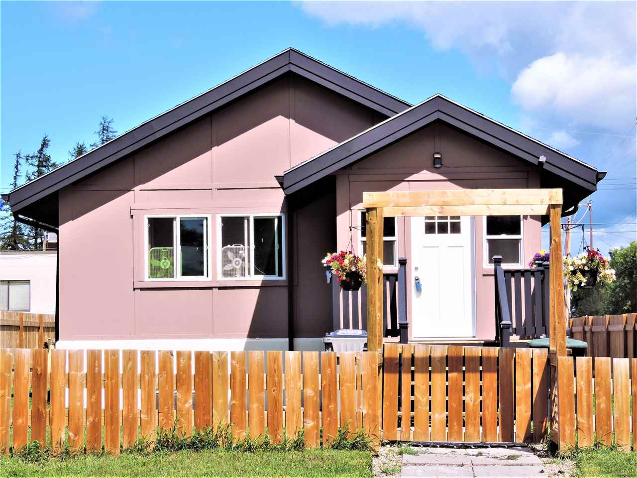 This is a VERY SPECIAL 2007 built home in the heart of Bon Accord! Vaulted ceilings on main, lots of fresh paint & reno's thru out. Raised 9 ft ceilings in basement! A really exceptional home priced to sell! Modern construction; On Demand Hot Water!; Coffered Ceiling Designs w X Beams for lovely interior architectural features; Large Double Garage; Great Deck & Extra Parking in Yard round out this move in ready bungalow! Well Maintained. Clean. Functional. Well Priced with a open functional floor plan. Great for entertaining or relaxing; A Place to Call home! Close to Edmonton, closer to the country & all it brings with it.  Call me for more info on any aspect of this home!