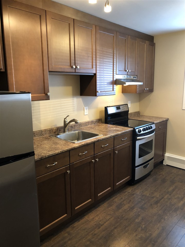 Professionally finished Bachelor Suite in Elmwood Park! Attention to detail is prevalent in this well finished unit.   New Kitchen (2016) featuring new Fridge, Stove, Maple Cabinetry with soft close drawers and Vinyl Tile flooring.  The suite also features a Fully Renovated 4 piece Bathroom (2016), New windows, Window Coverings and Laminate Flooring (2018).  Ample Storage, Energized Parking Stall, same floor Laundry Facility round out this LARGE Bachelor Suite.  Condo fees are only $243.00/month and taxes are a low $457.00/year.  Close proximity to CFB, Yellowhead, NAIT and Grant MacEwan makes this the perfect affordable living listing.  Students or Investors - this is a great buy!