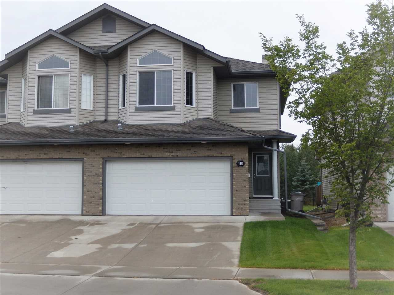MR PARTICULAR LIVES HERE!! This home shows a 10 PLUS!... the LIVING RM is OPEN to the 2nd floor, creating lots of light. Plenty of RENOS (last 2 yrs) in this 3 BEDR, 2.5 BATH home incL: CENTRAL AIR, SUMP PUMP (2016) ALL PAINT, HI GRADE LAMINATE on main & VINYL LAMINATE in all 3 bathrs, 3 NEW LOW FLUSH TOILETS, SHELVING UPGRADES in closets, white ARBORITE LINED DRAWERS, NEW BLINDS on main, all the SMOKE/Co2 DETECTORS  were replaced & GARAGE (19x22 deep approx) was FINISHED NICELY & has NEW GARAGE OPENER. Home is plumbed for CENTRAL VAC. The STAIRW WALL is open to let more natural light down the stairs & into the foyer.  Comes with STAINL APPL & FRONT LOAD WASHER/DRYER (2yrs old).  BIG MASTR (plenty of N.facing windows) & the ENSUITE has a LARGE WALK-IN SHOWER with SEAT...9 FT CEILINGS on MAIN & in basem.  The SOUTH FACING DECK with GAS OUTLET has a PRIVACY WALL & the yard backs onto GREENSPACE & TRAILS....NO LAWN CUTTING OR SHOVELING SNOW  and no worries about MAINTAINING OUTSIDE OF HOME.  Sell with Pride!