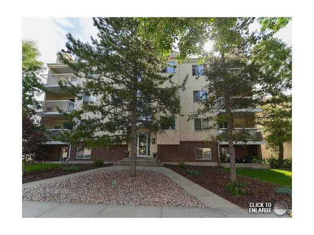 Located in the heart of Westmount this main floor unit features 1 bedroom with laminate floors and insuite laundry.  Location provides quick and easy access to downtown and west Edmonton.
