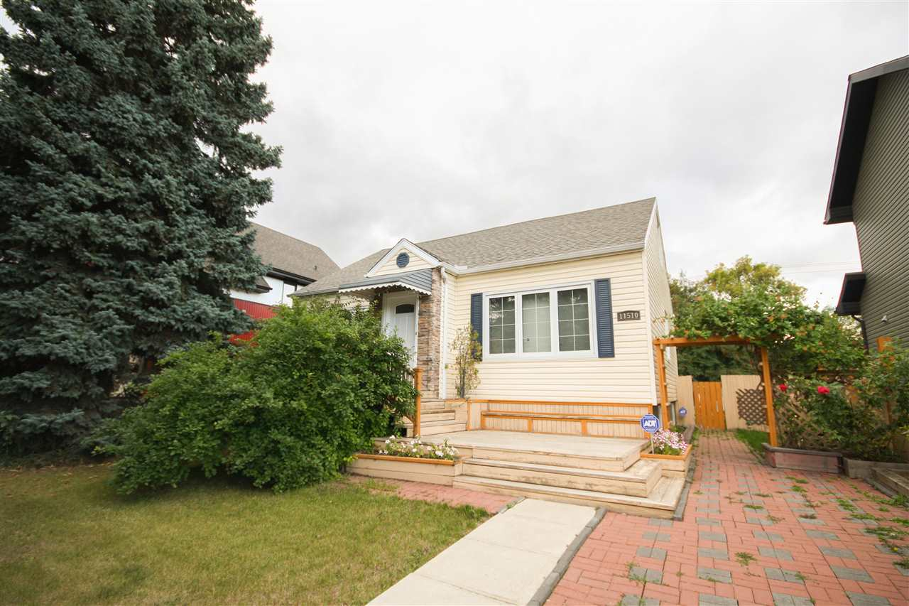 Welcome to the exquisite community of Belgravia! This lot is is centrally located within walking distance of the LRT, The U of A hospital and campus, Whyte Ave, and so much more! The home features 5 Bedrooms and 2 full baths a newer washer/dryer, hot water tank, and furnace. This is also a great opportunity to buy as a rental home as the location is perfect for university students or working adults seeking to be close to the LRT , Whyte ave, and Downtown. The lot is also easily sub dividable as it is a 54 pocket and would be the opportunity of a life time as an investment property with its great location.