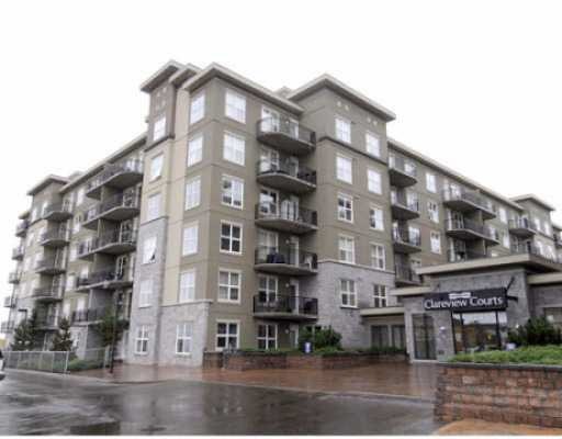 Great investment property or for the first time Buyer in the Clareview Court complex in northeast Edmonton & located on the TOP FLOOR. This open plan 1 bedroom, 1 bathroom unit has 5 appliances included & 1 underground titled parking stall, & 2 storage units. The condo is in a great location close & walking distance to all shopping & the LRT.