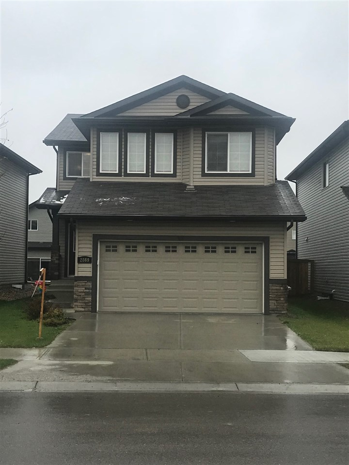 Welcome to this beautiful house. This house has 3 Bedrooms and a spacious Family room to sit and relax on the second floor.  Open concept main level offers a large living area upgraded kitchen with Quartz counter tops and a dinning area. Main floor is all hardwood. Also, enjoy the laundry on the main floor and beautiful backyard.  The community is added bonus. Grocery stores, Rec Centre, Gyms, Banks and Meadows transit centre all are close by. Easy and quick access to Whitemud and Henday.