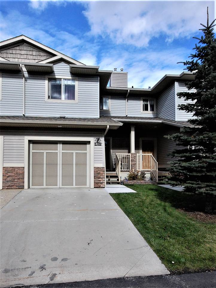 very meticulous kept home, 3 beds, 3.5 baths fully finished walkout home in a very quiet location in Leduc.  Main floor is very open and bright with Kitchen featuring granite counter tops, stainless steel appliances, dining room with patio doors leading to deck, living room has a corner gas fireplace,  half bath complete this level. Upstairs has a large master bedroom with 4 pcs en-suite walk-in in closet 2 other nice sized bedrooms, large laundry room with lots of storage and another 4 pcs bathroom.  the basement is fully finisher walkout with a large family room 4 pcs bath, patio doors leading to your private back yard.  mechanical room has storage area, more storage under stairs.  All this and a front attached garage.