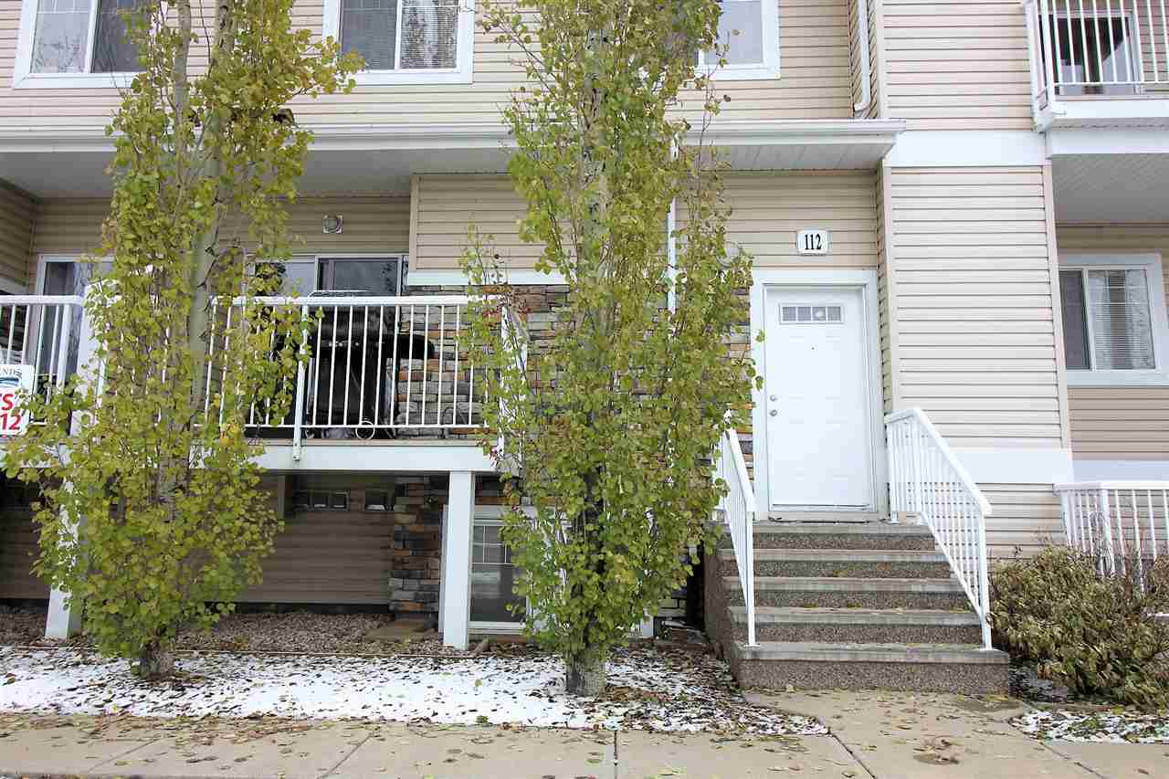 Climb the property ladder with this rare main floor, 2 bed/2 bath unit in the Brooklands at Bridgeport. This one owner home has been lovingly maintained & features recent improvements-laminate flooring in the main hall/living/dining room, ceramic tile backsplash & Bosch dishwasher in the kitchen, and hot water tank. The master bedroom is a spacious retreat that offers versatility with any furniture size or configuration and includes a 4 pc ensuite. A second bedroom & 3 pc bath complete this package. The kitchen offers a tremendous amount of cabinet and counter space, a breakfast bar, and 5 quality appliances. Open to the dining dining room, patio doors lead to a maintenance free balcony with natural gas BBQ. Storage will be no issue with a large in suite storage room off the main entry. The unit comes with an energized parking stall. This complex is pet friendly and has an excellent location- walking distance to shopping, restaurants, parks, and public transportation. A great value!