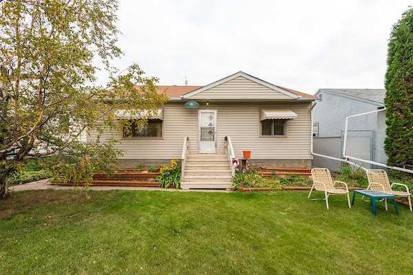 Lots of upgrades have been done to this solid and super clean 2 plus 2 bedroom bungalow. 2 yr old hi efficient furnace, Tank-less hot water and central Air Conditioner. Newer vinyl siding , shingles and Laminate flooring. Also features additional laundry hookups upstairs, 100 Amp electrical, Rec room with Wet bar and 3 piece bath downstairs, 24' x24' double oversized heated Garage , 6' x 8' Green house , 10' x 16' shed/outside entertainment room with an overabundance of windows. Please note 4th bedroom in Basement would require a door or privacy curtain. Property is being sold as is where is.