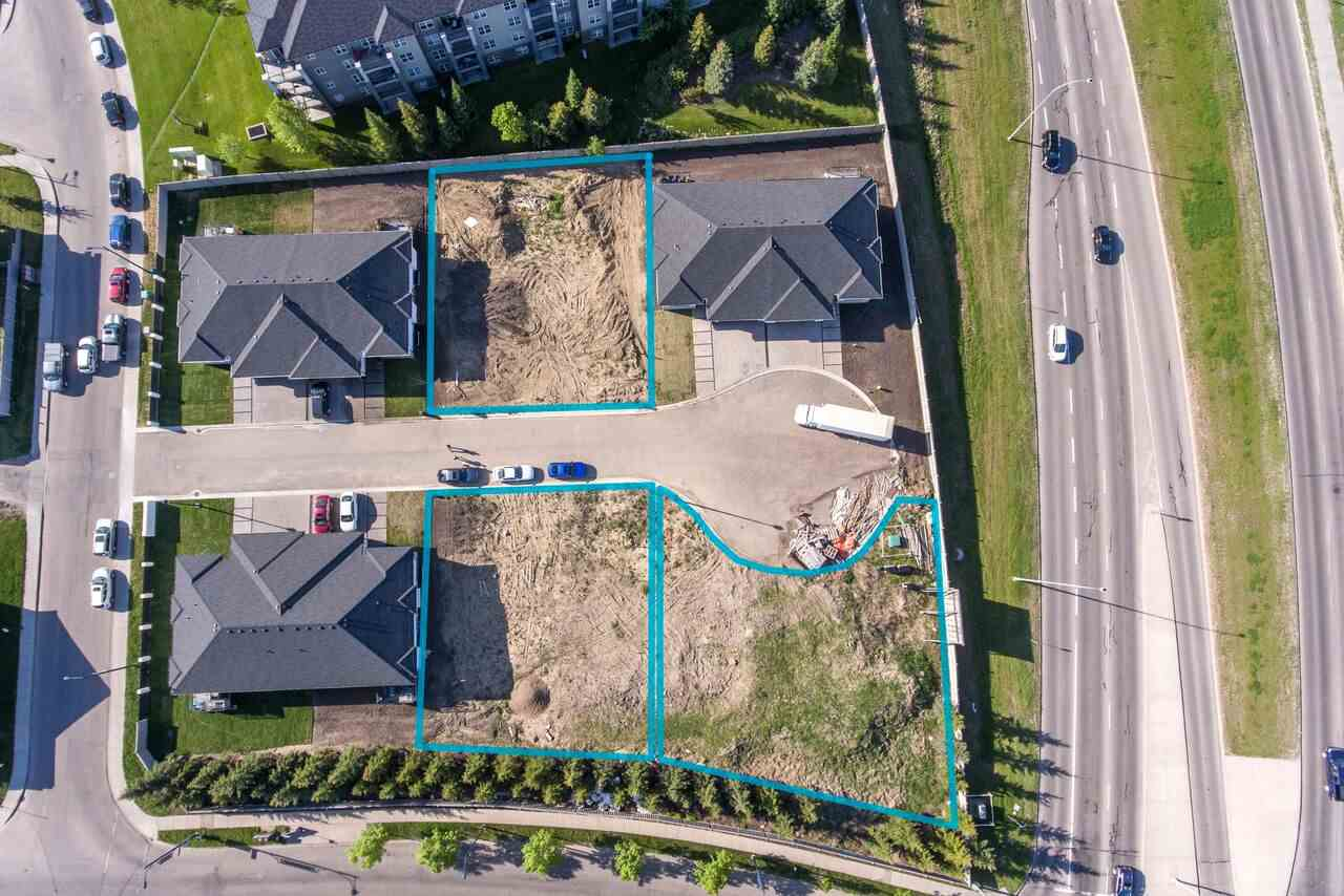 Attention Home Builders! Great opportunity to build stylish half duplexes on bareland condo lots in the great community of Macewan. This complex is gated and will have a total of 12 half duplexes once it is complete, currently 6 building lots are available. Lots 3 and 4 must be purchased together. Macewan Grove is located in the heart of Macewan with easy access to the Anthony Hendey and is close to all amenities.