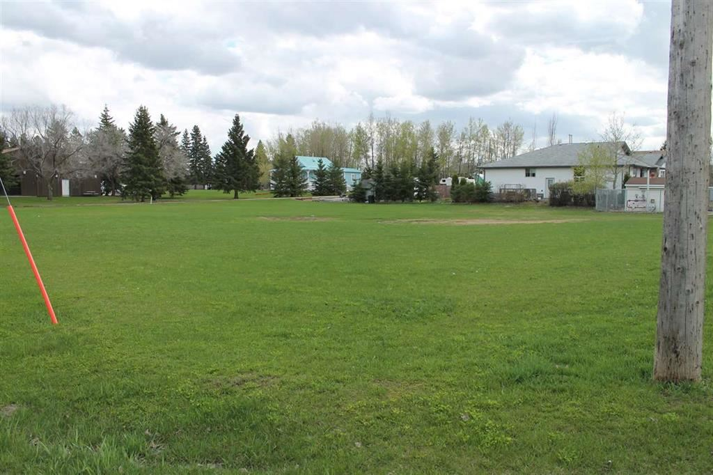 R3 Zoned Corner Lot in Thorsby! .81 of an acre in a Great Location as you enter Town. Permitted Uses Include- Accessory Buildings, Duplex, Triplex, Fourplex, Row Housing, Secondary Suites as well as Public Parks & Recreation Areas. Discretionary Uses include- Accessory Buildings over 5m in height, Bed & Breakfast, Day Care, Group Home, Home Business, High Rise Apartment, Low Rise Apartment, Religious Institution, Utility Installations or Solar Collectors.