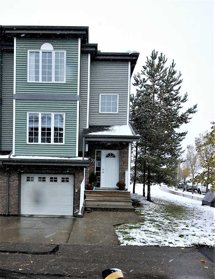 BEST PRICED CONDO IN BEAUMONT!! This townhouse condo has 3 bedrooms, 2 1/2 baths which includes a 3 piece ensuite. Large living room, dinette & kitchen areas & includes appliances.  Its an end unit & has a double tandem garage. Close to all amenities, airport, shopping & the city of Edmonton.