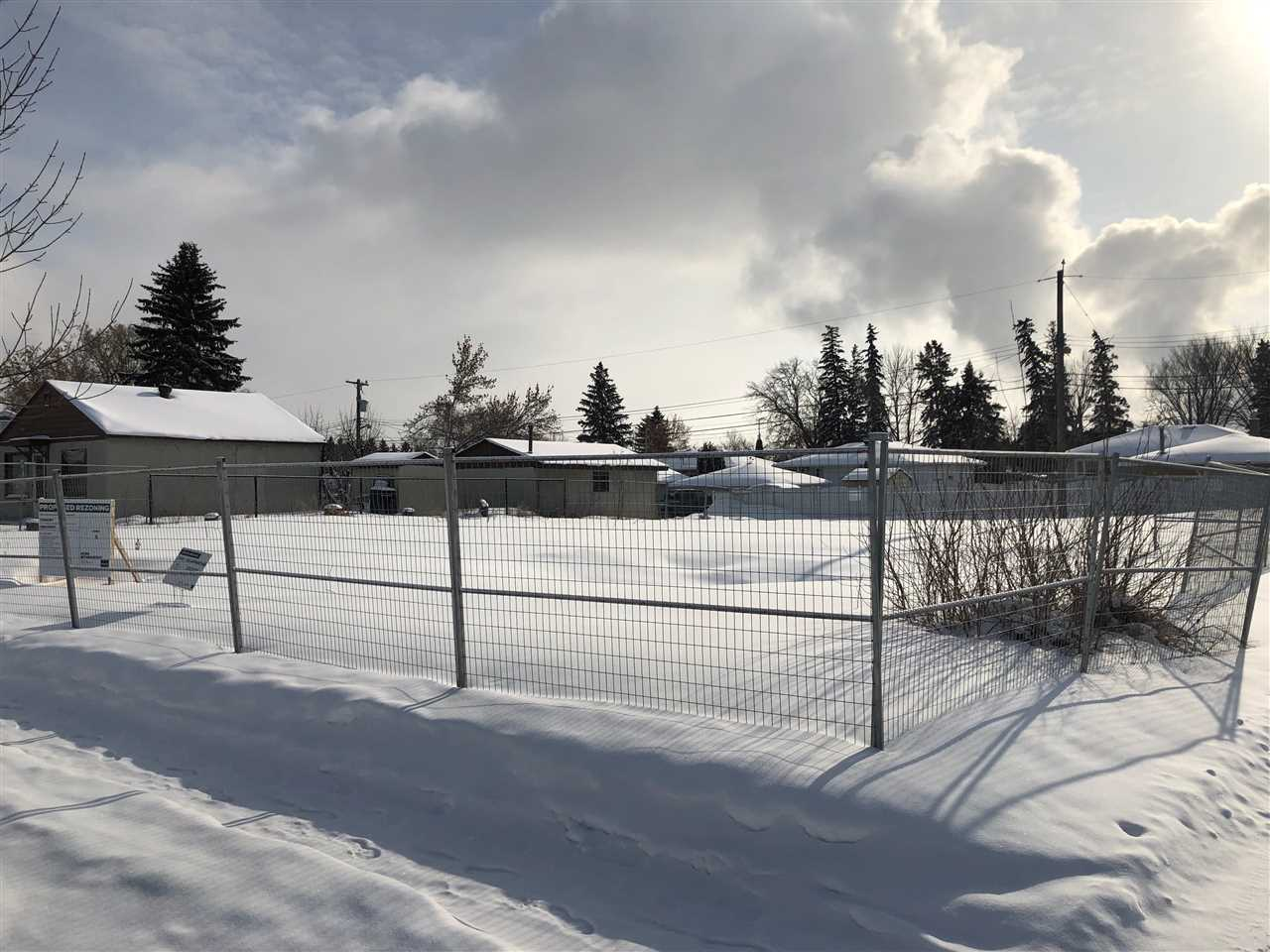 Looking to build your dream home!? Check out this awesome infill lot in Beverly Heights next to ADA BOULEVARD! Short walk to trails accessing Rundle Park on the North bank of the river. Enjoy a wide range of facilities and features such as sports fields, picnic sites, toboggan hills and an IceWay in the winter months. 25ft x 120ft RF1 lot. Purchase the lot as is or have us complete the build for you. Previous models and show home available for viewing. GST will be charged and is INCLUDED in the list price. 3653 106 AV and 3649 106 AV are also listed for sale and are both 25 ft x 120 ft in size as well.