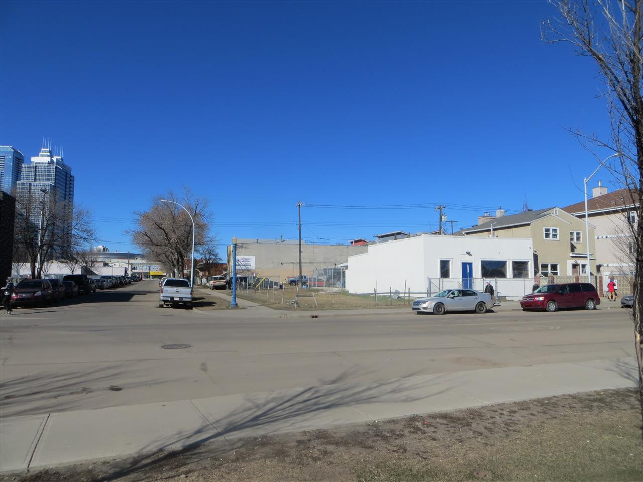 Vacant corner lot in a revitalizing area!  This lot is zoned RA8 and is 3311 square feet.