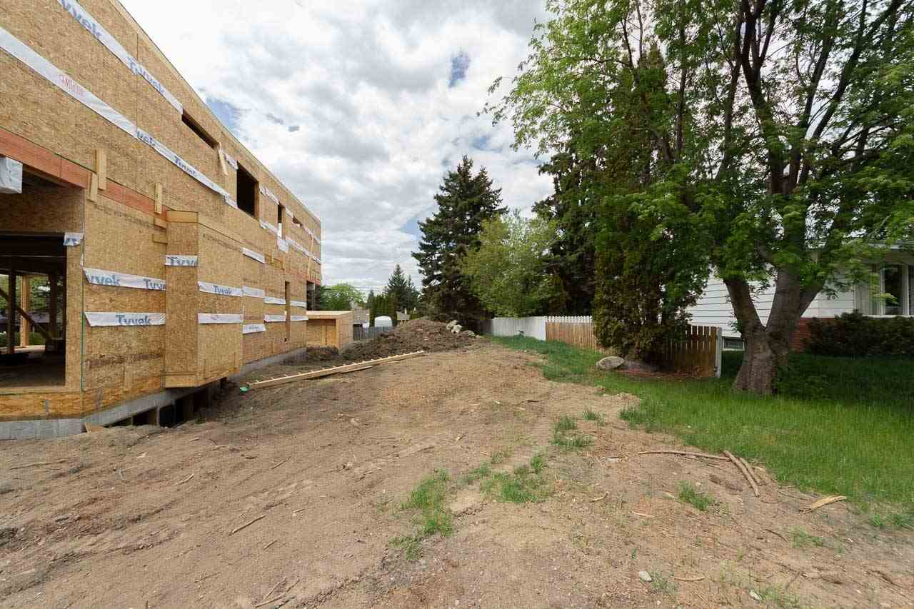 Located near the corner of Laurier Drive and Laurier Place in the beautiful and prestigious Laurier Heights neighbourhood, this legally subdivided, serviced and cleared lot, is waiting for the people who would like to build their dream home on it. At 36? x 131? with a 28? wide building pocket, there is an opportunity to work with the builder of your choice to make your dreams come to life. Building has already commenced on the beautiful home planned for the adjacent lot and the architectural rendering is available for you to review. Once your home is finished you can move straight in and enjoy the many wonderful things this vibrant community has to offer, including walking trails, views of the river valley, schools, shopping, Edmonton Valley Zoo, Buena Vista Park, the Edmonton Rowing Club, and of course a quick commute to the downtown core.