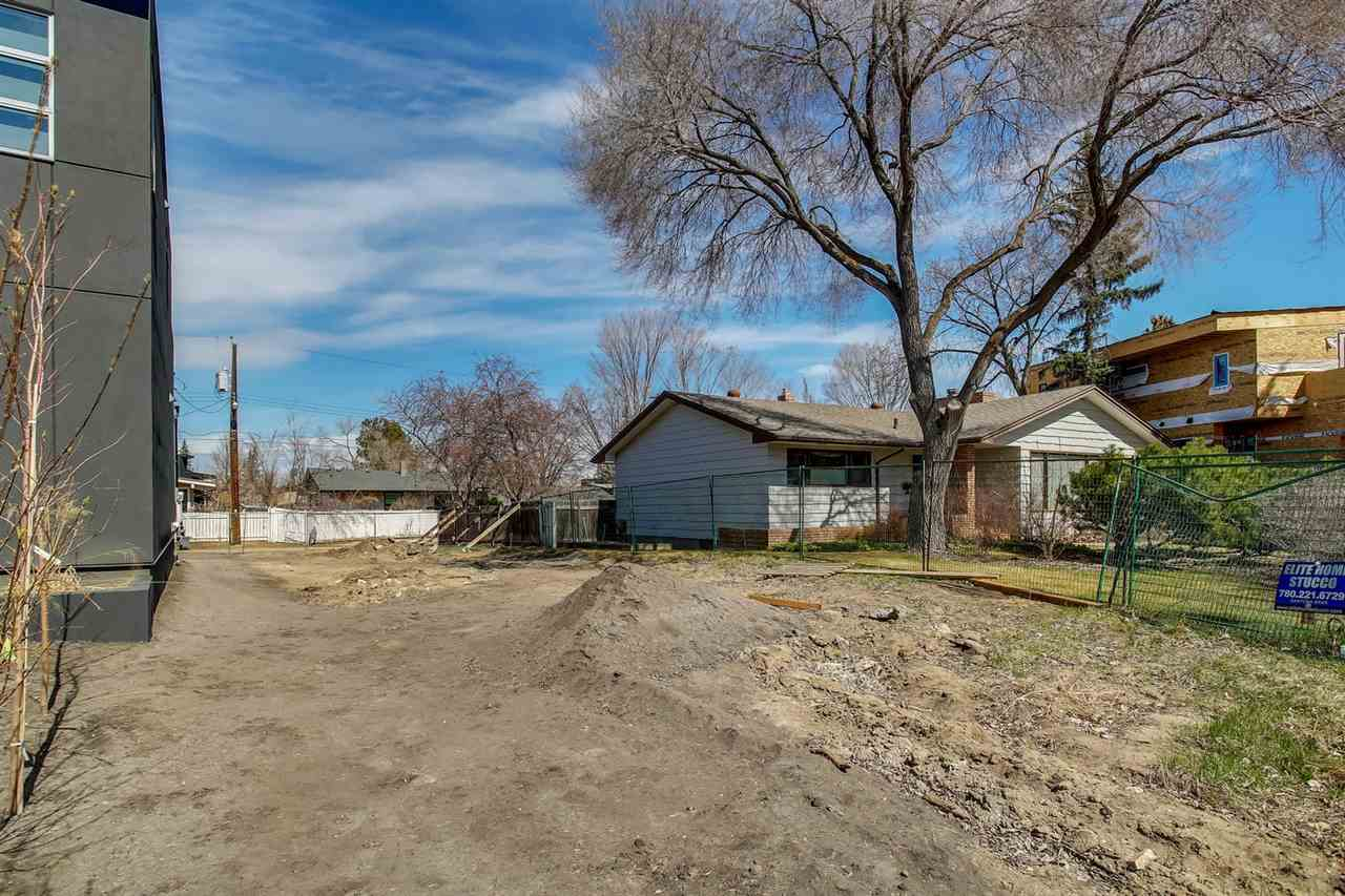 Incredible location in Valleyview!  Building lot -120.53 feet X 28.7 feet. Lot Area is 3461.88Sqft, the best land value in the area. Not just your average skinny building lot with 28.7 ft width it gives you almost 4 feet of extra width on your luxury home. Builder has a set of plans currently with City of Edmonton for an almost approved 2155 sqft home with 3rd level bonus room and roof top patio. Steps away from Valleyview Drive this East Parkview building lot is in a prime location where you can build your dream home. Whether you are wanting to build from scratch or break ground in a few short weeks this lot has options.  Build your own dream house or builder will work with you to design and build. Just steps away from the river valley, cafes, shopping, great schools & more! Lot is unserviced.