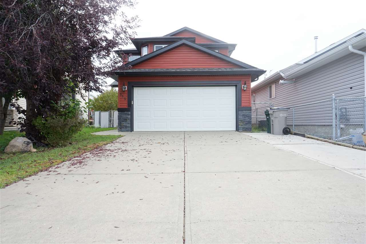 Looking for the perfect affordable family home in Stony Plain? Check out this 4 bedroom, 2.5 bath, over 1600 SF 2 Storey home in Lake Westerra! 3 bedrooms upstairs with a large master bedroom with double closets and spacious 4 pc ensuite. Also upstairs are the other 2 spacious bedrooms, 4 pc bath, linen closet and open area leading to the main level. Here you have a living room, dining room, large kitchen, laundry (with new washer/dryer), and a 2 pc bathroom. Off the patio doors you will see a gazebo and a HOT TUB - both included in the purchase! Nice trees in the backyard and off your double attatched garage you have a very long driveway that is able to accommodate extra parking! In the basement you have a family room, office area and a 4th bedroom! New hot water tank and the ability to add a bathroom if desired. Siding and shingles were done 7 years ago. Come see this beautiful family home while you can!