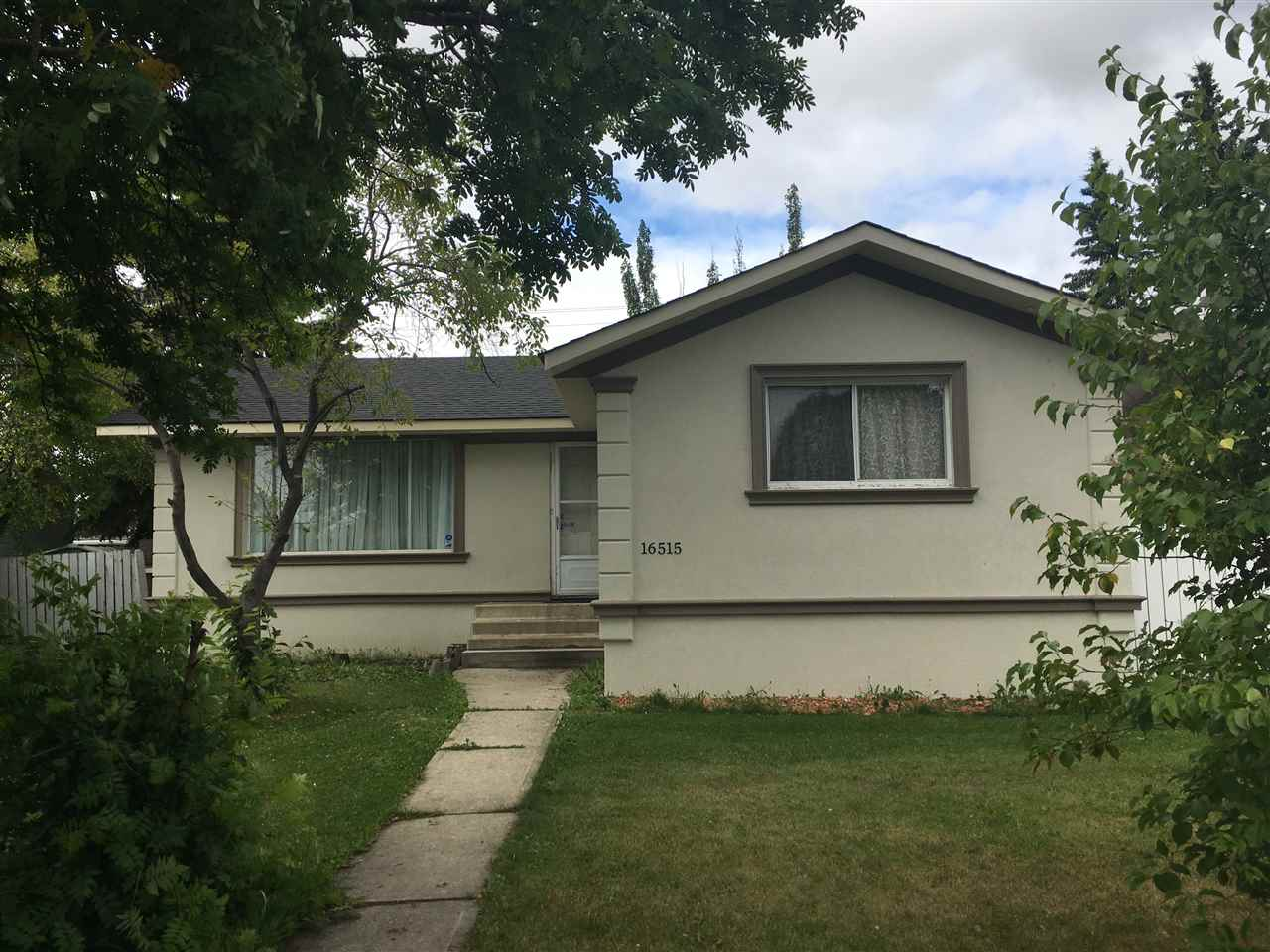 Fully renovated bungalow in the quiet community of Elmwood. Close to schools , West Edmonton Mall,  Hospital,and bus routes. The main floor offers open concept with hardwood and ceramic tile floors, 3 large bedrooms, spacious living room, functional kitchen with stainless steel appliances. The basement is fully finished with a 4th bedroom, full bathroom and laminate floors.The exterior has acrylic stucco which gives this house a modern look and provides extra insulation. This house offers an exceptional value and must be seen