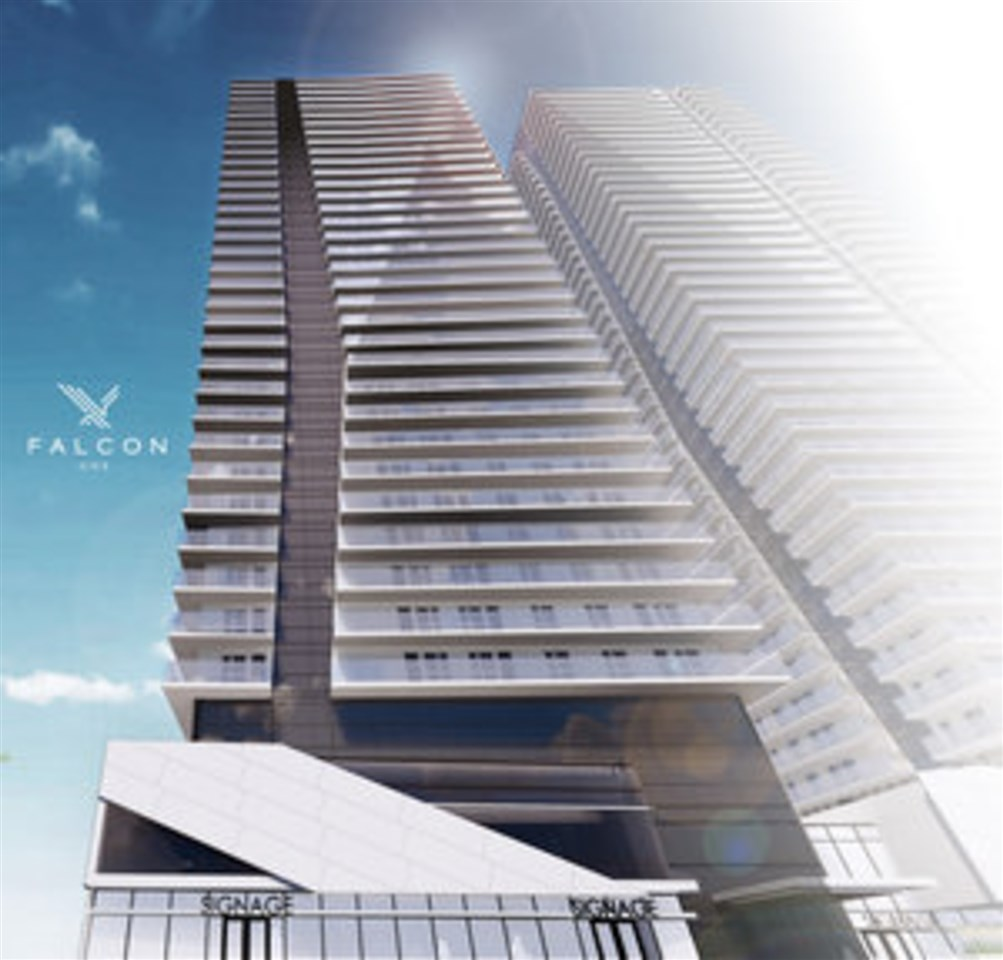Downtown Edmonton, 104th Street?s best is NOW SELLING. Falcon One is a 38 storey tower featuring striking world class architectural design in downtown?s most desirable central location. Distinctive breaks ascending between expansive large balconies reveal elegant vertical channels in the facade, meticulously shaped from the podium to the penthouses will boldly stand out in the skyline from all directions. Attractively equipped one bedroom with central a/c featuring; luxury wood vinyl plank, contemporary porcelain tile, large windows, sleek kitchen cabinets with traditional and modern style choices, premium quartz counters. Bathroom features a modern floating vanity with integrated sink, designer matched hardware and faucets.The lobby?s striking contemporary entrance is marked by stylish wood screening cascading from the ceiling to the elevator hallway below. Located South of Jasper Ave on Edmonton?s 104th Street Promenade, steps from shopping, entertainment and Rogers. The UofA, Nait minutes away on LRT.