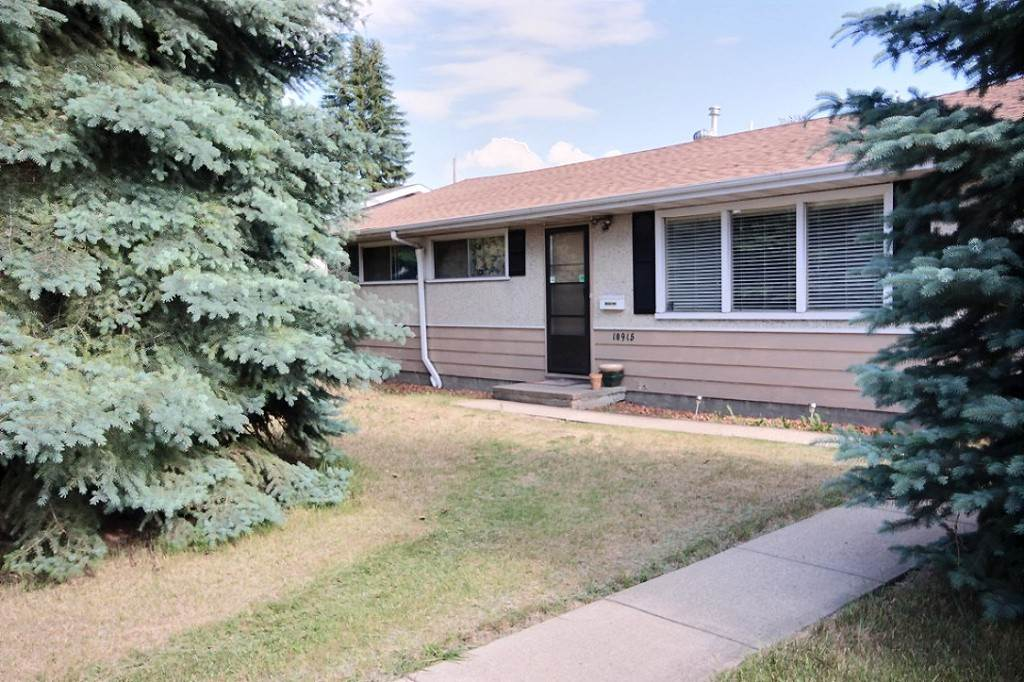 What a DEAL! Tucked away on a QUIET street, within minutes of all amenities, walking distance to schools, and only a few km from downtown. This bungalow (no basement) offers 3 bedrooms, an UPDATED 4 piece bath, a spacious eat in kitchen with stainless appliances, original hardwood floors, a laundry/storage room just off the kitchen and a bright living/dining area. New ROOF and high efficiency FURNACE in 2014. HOT WATER TANK and WASHING MACHINE replaced in 2018. There is a huge backyard with a newer chain link fence and a large gate for RV parking. Lots of room for kids to play or to build a large garage. Come see the potential! Property may be available on a Rent to Own basis for qualified candidates.