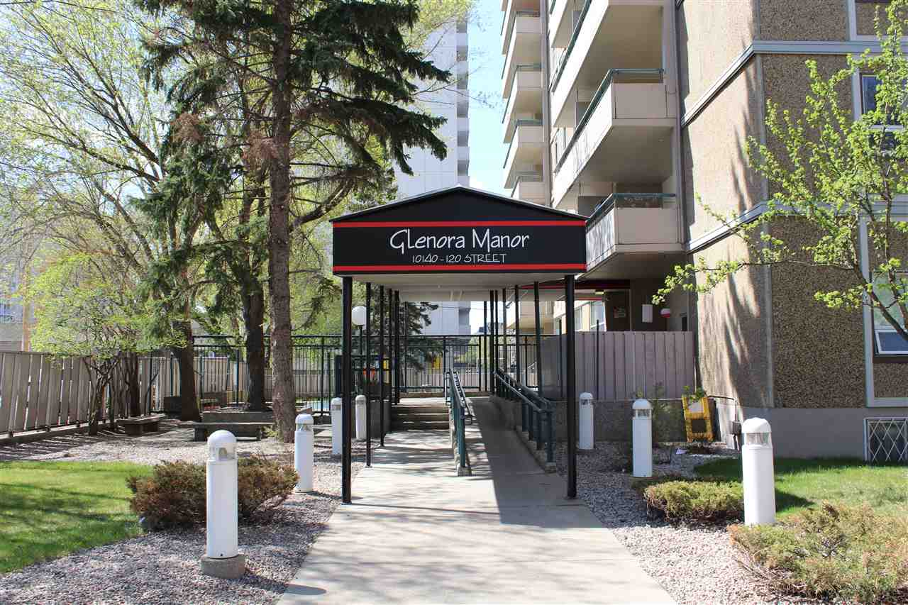 Affordable accommodation for U of A or Grant McEwen student. Studio suite in the heart of downtown. Note low condo fees, $278 per month, include heat, water & Sewer and power. Outdoor pool, walking distance to many amenities. Includes powered parking stall.